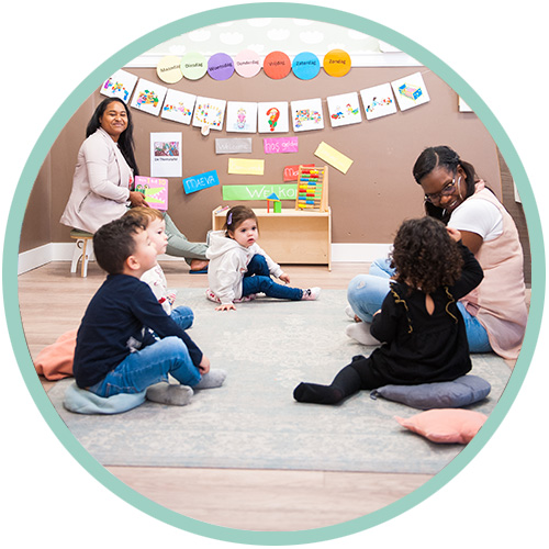 Het Pareltje Amsterdam - Voorschool 2,5 - 4 jaar